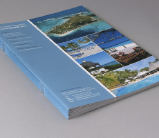Elite Island Resorts Brochure Design