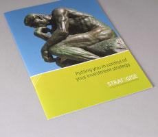 Strategise Brochure Design