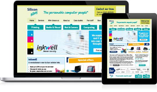 Website Design Essex