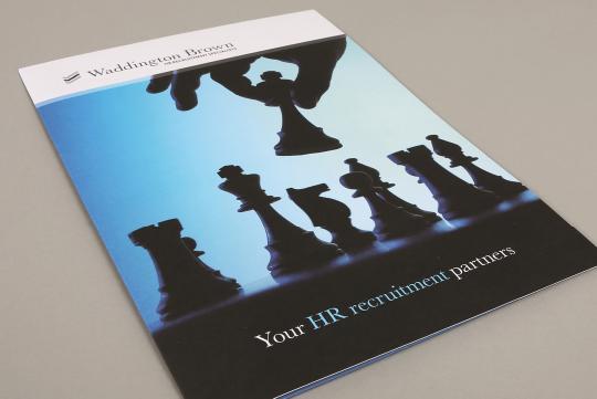 Folder Brochure Design