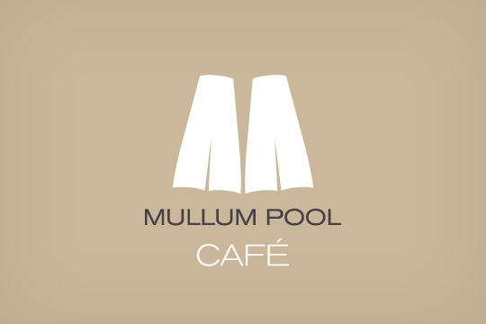 Swimming Pool Logo Deisgn