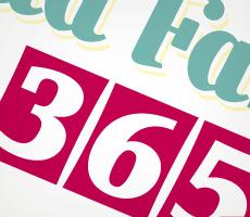 Antigua Fam 365 Logo Design