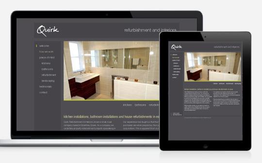 Brochure Website Design Braintree