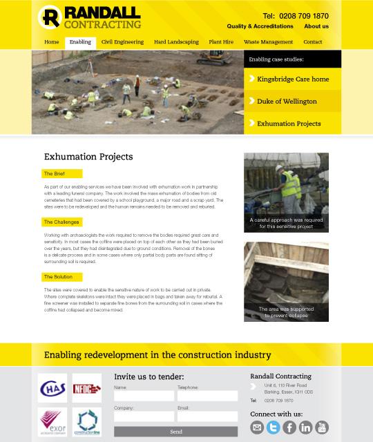 CMS Design London