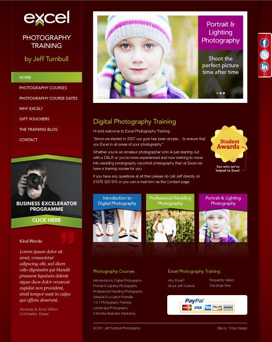 Web Design Essex