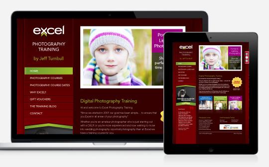 CMS Web Design Essex