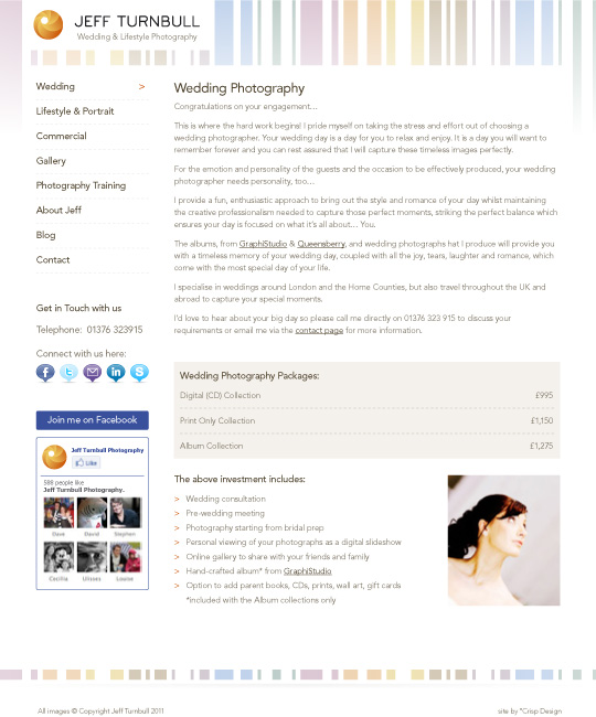 CMS Website Design Braintree