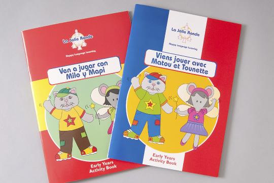 Nursery Language Activities