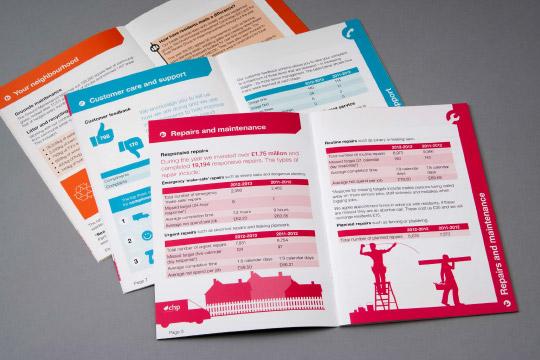Chelmsford Brochure Design