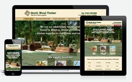 Website Design Maldon