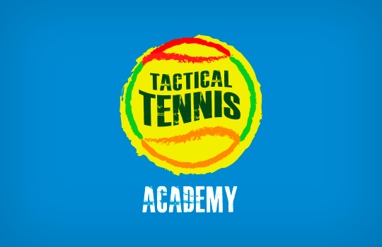Tennis Coach Logo Design