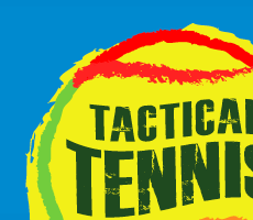Tactical Tennis Academy Logo Design