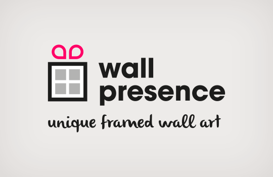 Wall Art Logo Design