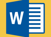 brochure design in Word