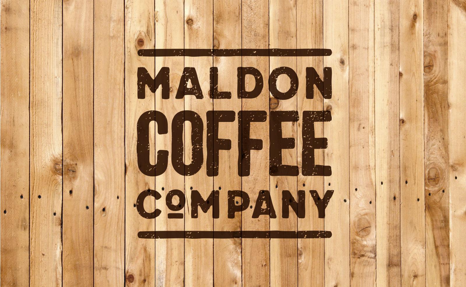 Maldon Logo Design